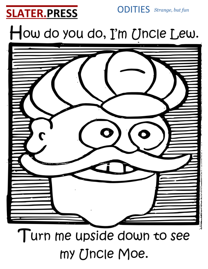 Upside Downs - Uncle Lew